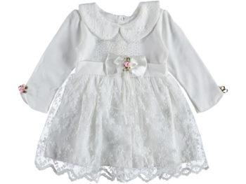 Платье нарядное 2/4 года фатин 317161
