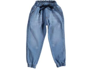 Джоггеры джинсовые 3/7 лет 318272